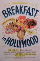 Breakfast in Hollywood - Movie Poster (xs thumbnail)