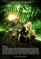 Sucker Punch - Swedish Movie Poster (xs thumbnail)