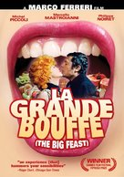 La grande bouffe - DVD cover (xs thumbnail)