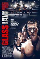 Glass Jaw - British Movie Poster (xs thumbnail)