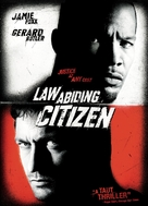 Law Abiding Citizen - DVD movie cover (xs thumbnail)