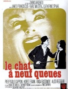 Il gatto a nove code - French Movie Poster (xs thumbnail)