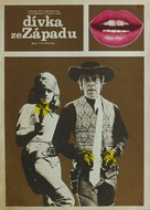 Cat Ballou - Czech Movie Poster (xs thumbnail)