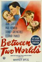 Between Two Worlds - Australian Movie Poster (xs thumbnail)