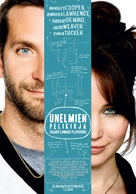 Silver Linings Playbook - Finnish Movie Poster (xs thumbnail)