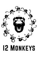 """12 Monkeys"" - Movie Poster (xs thumbnail)"