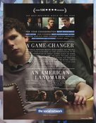 The Social Network - For your consideration poster (xs thumbnail)