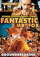 Fantastic Mr. Fox - Singaporean Movie Cover (xs thumbnail)