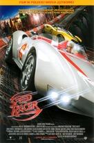 Speed Racer - Polish Movie Poster (xs thumbnail)