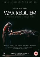 War Requiem - British DVD cover (xs thumbnail)