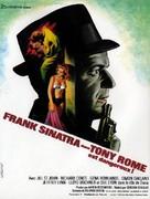 Tony Rome - French Movie Poster (xs thumbnail)