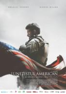 American Sniper - Romanian Movie Poster (xs thumbnail)