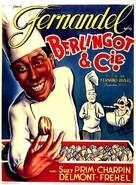 Berlingot et compagnie - Belgian Movie Poster (xs thumbnail)