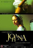 Johanna - Hungarian Movie Poster (xs thumbnail)