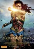 Wonder Woman - Australian Movie Poster (xs thumbnail)