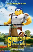 The SpongeBob Movie: Sponge Out of Water - Dutch Movie Poster (xs thumbnail)