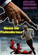 Sans mobile apparent - German Movie Poster (xs thumbnail)