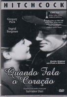 Spellbound - Brazilian DVD cover (xs thumbnail)
