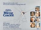 The Mirror Crack'd - British Movie Poster (xs thumbnail)