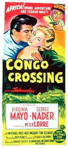 Congo Crossing - Australian Movie Poster (xs thumbnail)