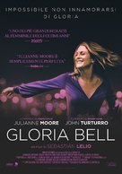 Gloria Bell - Italian Movie Poster (xs thumbnail)