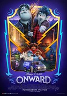 Onward - Spanish Movie Poster (xs thumbnail)