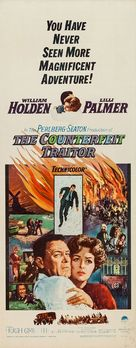 The Counterfeit Traitor - Movie Poster (xs thumbnail)