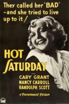 Hot Saturday - Movie Poster (xs thumbnail)