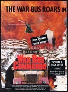 Afganistan - The last war bus (L'ultimo bus di guerra) - Australian poster (xs thumbnail)