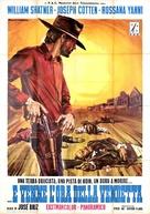 Comanche blanco - Italian Movie Poster (xs thumbnail)