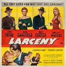Larceny - Movie Poster (xs thumbnail)