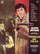 Straw Dogs - Spanish Movie Poster (xs thumbnail)
