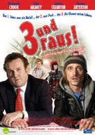 Three and Out - Austrian Movie Poster (xs thumbnail)