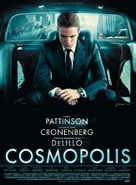 Cosmopolis - French Movie Poster (xs thumbnail)