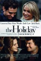 The Holiday - Spanish poster (xs thumbnail)