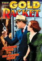 The Gold Racket - DVD cover (xs thumbnail)