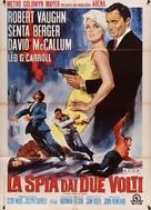 """The Man from U.N.C.L.E."" - Italian Movie Poster (xs thumbnail)"