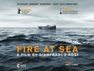 Fuocoammare - Movie Poster (xs thumbnail)