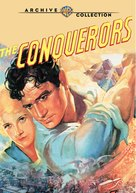 The Conquerors - DVD cover (xs thumbnail)