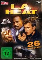 """L.A. Heat"" - German Movie Cover (xs thumbnail)"