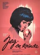 Jag - en kvinna - Danish Movie Poster (xs thumbnail)
