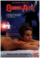 Barrios altos - Spanish Movie Poster (xs thumbnail)
