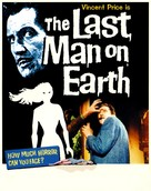The Last Man on Earth - DVD cover (xs thumbnail)