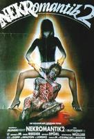 Nekromantik 2 - Spanish Movie Poster (xs thumbnail)