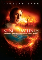 Knowing - German Movie Cover (xs thumbnail)