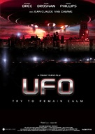 U.F.O. - British Movie Poster (xs thumbnail)