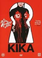Kika - Movie Cover (xs thumbnail)