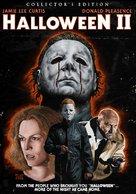 Halloween II - Blu-Ray movie cover (xs thumbnail)