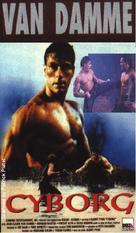 Cyborg - French VHS cover (xs thumbnail)