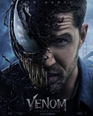 Venom - British Movie Poster (xs thumbnail)